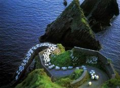 DunQuin Harbour Ireland
