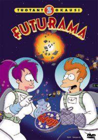 Futurama! Eka kausi löytyy jo, mutta muita haluaisin :)