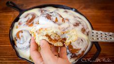 Sourdough Cinnamon Rolls Sourdough Cinnamon Rolls, Cinnamon Roll Dough, Apple Cinnamon Rolls, Sourdough Recipes, Sourdough Bread, Bread Recipes, Brioche Rolls, Sweet Dough, Baking Muffins