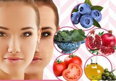 Anti Aging Foods : 10 Superfoods To Fight Early Signs of Aging