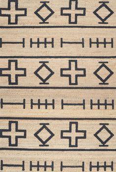 BertaSK01 Native Symbols Rug