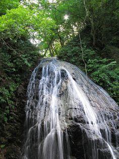 https://flic.kr/p/3h9FP8 | Waterfall / 滝(たき) | Fukushima prefecture, Japan