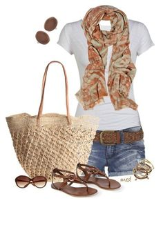 Long Weekend. Polyvore, fashion, style, YMI Jeans, Gucci, Mar y Sol, Dorothy Perkins, Miss Selfridge, Lily and Lionel and MANGO. Packing. Summer outfit. Sightseeing. Fashion for women over 40.
