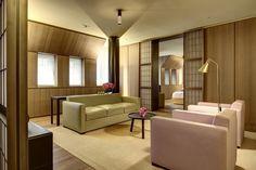 The Oscar Suite @ Hotel Café Royal