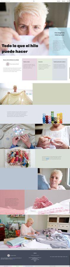 Nueva web para Begoña Monasterio - Alta Costura Infantil. Diseño, desarrollo, branding/packaging y fotografía por codek studio.