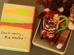I& been excited to share this project for weeks. Worry dolls are an ingenious Guatemalan craft that help ease troubles of parents and c. Diy For Kids, Crafts For Kids, Fun Diy Crafts, Felt Crafts, Holiday Crafts, Make Your Own, Make It Yourself, Worry Dolls, Hispanic Heritage Month