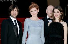 US actors Kirsten Dunst, Jason Schwartzman and Sofia Coppola attend the 'Marie Antoinette' premiere at the Palais des Festivals during the 59th International Cannes Film.