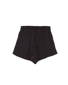 LORA - Paperbag shorts - Caviar dots Summer Shorts, Caviar, Casual Shorts, Dots, Model, How To Wear, Shirts, Collection, Fashion