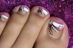 toe nail designs | in designs – nail art designs tumblr – nail polish designs tumblr ...