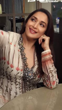"""Madhuri Dixit, May 2017 """