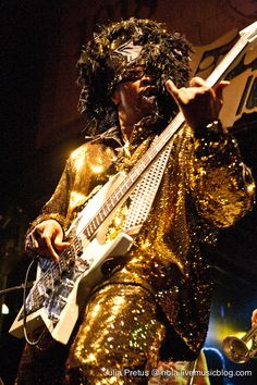 Bootsy Collins of Parliament-Funkadelic Soul Music, Music Tv, I Love Music, Music Is Life, Bootsy Collins, Parliament Funkadelic, Funk Bands, George Clinton, Old School Music