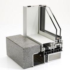 KELLER minimal windows » Thermeco Solución de puerta balcón incrustada en pavimento. Resolver correctamente la evacuación de aguas es fundamental.
