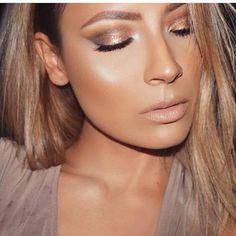 bronze makeup 7