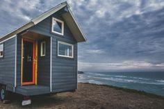高断熱・低光熱費の秘密は外壁に、トレーラーハウス、「Monarch Tiny Homes」 http://www.monarchtinyhomes.com/homes.htm