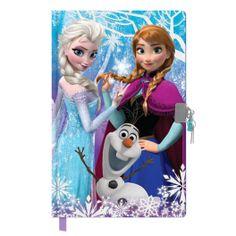 Disney Frozen Dagboek met Slot