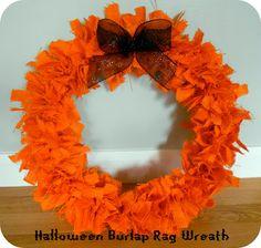 diy home sweet home: 26 Festive Fall & Halloween Wreaths