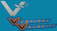 V2 Vertical Velocity custom ride sign #RCT3 #SixFlags #GreatAmerica Roller Coaster Tycoon, Great America, Six Flags, Cavaliers Logo, Chevrolet Logo, Team Logo, Coasters, Signs, Shop Signs