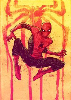 Spider-Man by Rafael T. Pimentel