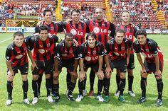 Soccer (Futbol) - Liga Deportiva Alajuelense, my 2nd favorite team from Costa Rica
