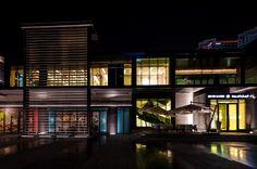 Seven Sands Restaurant Front Facade at The Beach, JBR - Dubai | By TAO Designs LLC | #InteriorDesign #HospitalityDesign #HospitalityInterior #HotelInterior #BarInterior #ClubDesign #RestaurantDesign #RestaurantInterior #LuxuryInterior #ElegantInterior | Visit: http://goo.gl/UXoQVr