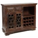 Classic Home Furniture - Cambria Storage / Wine Cabinet - 52001283  SPECIAL PRICE: $1,410.00
