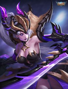 Android Wallpaper - Mobile Legends Karina Wallpaper HDis free HD Wallpaper Thanks for you visiting . Android Wallpaper - Mobile Legends Karina Wallpaper HDis free HD Wallpaper Thanks for you visiting . Mobile Legend Wallpaper, Hero Wallpaper, Black Wallpaper, Fantasy Characters, Female Characters, Mobiles, Game Character, Character Design, Dark Rose