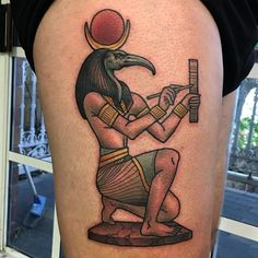 Image result for thoth tattoo designs