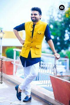 40 Top Indian Engagement Dresses for Men Mens Ethnic Wear, Mens Indian Wear, Indian Groom Wear, Indian Men Fashion, Mens Fashion Wear, Men Wear, Kurta Pajama Men, Kurta Men, Mens Sherwani