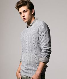 Franciso Lachowski Plays it Casual for H Fall 2012 Lookbook