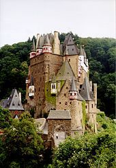 Burg Eltz - Close to my Hometown i have been there many times, but with every visit it is as stunning as seeing it for the very first time :-)