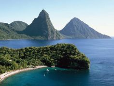 St. Lucia: 10 Caribbean destinations you can afford