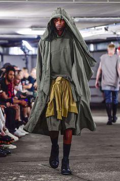 Julius, Printemps/Eté 2018, Paris, Menswear