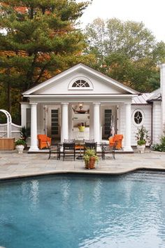 Pool House Design Ideas, Pictures, Remodel And Decor