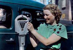 30s Autochrome color photo