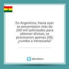 Comentarios desde el twitter @SDoriaMedina Link: https://twitter.com/SDoriaMedina
