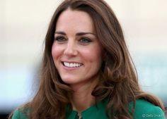 Em 2014, novas e delicadas mechas foram adotadas pela Duquesa de Cambridge