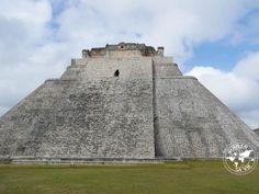 Uxmal, Yucatan. – ROULER SA VIE