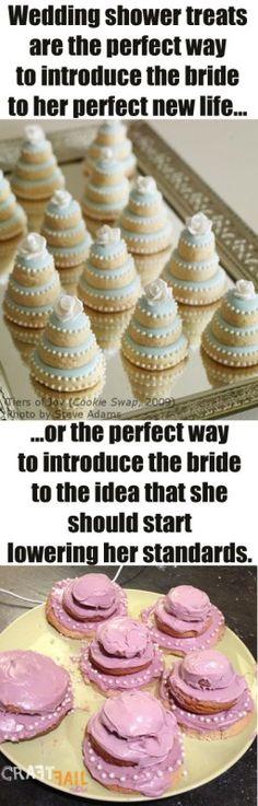 Three Tiers of Bridal Tears