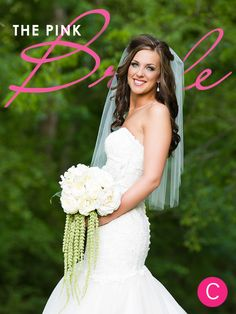 Amber and Thomas had a glorious outdoor wedding captured by Candice Jones Photography. They're our Summer 2013 Nashville Pink Bride Cover Contest Winner! Nashville Wedding, Nashville Tennessee, Real Weddings, Wedding Photography, Bride, Wedding Dresses, Magazine, Pink, Summer