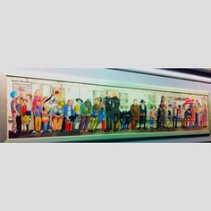 Awesome NYC Subway art!