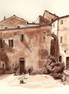 Sunny Amelia (Umbria) www.FredLynch.com