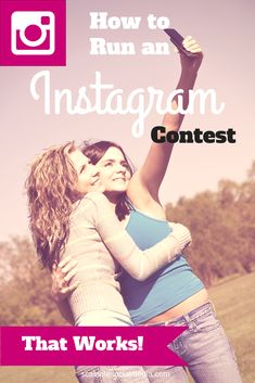 How to Run an Instagram Contest that works!  via @ scalablesocial