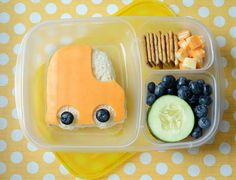 I find it so much easier for me to pack them the same lunches everyday. The little differences are just because of their personal food preferences.