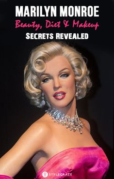 Marilyn Monroe – Beauty, Diet And Makeup Secrets Revealed: Today we will reveal some of her diet, beauty and makeup secrets. Know Marilyn Monroe beauty secrets along with diet & makeup secrets through this article. Source by stylecraze secrets <-> Maquillage Marilyn Monroe, Marilyn Monroe Makeup, Marylin Monroe, Beauty Tips For Teens, Beauty Tips For Hair, Beauty Hacks, Korean Beauty Routine, French Beauty Secrets, Coconut Oil Beauty