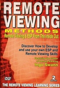 Inexpensive Remote Viewing 2 CD set.