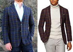 Suitsupply Havana Fit Soft Tweed | Best Affordable Blazers & Sportcoats – Fall 2015 on Dappered.com