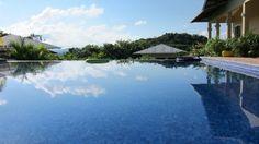 Infinity Pool at Soma Surf Resort Nicaragua