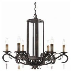 Newport 6-Light Chandelier