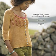 A great layering piece - and laceweight for warmer weather too!