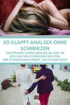 Viele Frauen lehnen Analsex aus Angst vor Schmerzen ab. Gynäkologin Sheila de Liz erklärt, was Paare tun sollten, damit der Analsex entspannt abläuft.